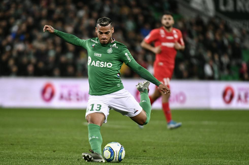 Trauco llegó al fútbol francés en agosto de 2019 tras jugar por Flamengo. (Foto: AFP)