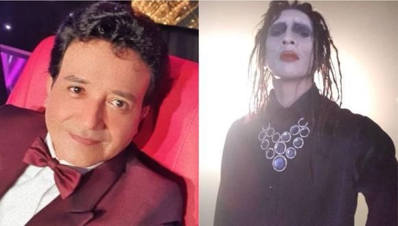 """'José José' y su emotivo mensaje 'Marilyn Manson' tras ganar """"Yo Soy"""". (Foto: @mike1bravo/@carlosburga_josejose)"""