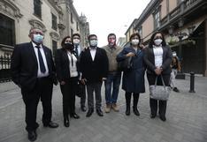 """Acción Popular: Guido Bellido nos ha dicho """"que puede pasar de todo"""" antes de pedido de confianza"""