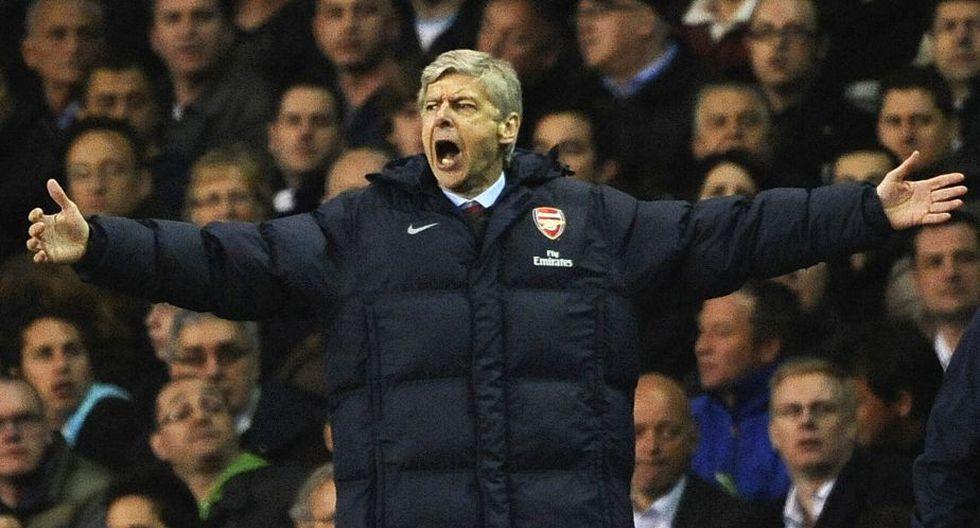 Arsene Wenger (Arsenal) 9,3 millones. (Reuters)