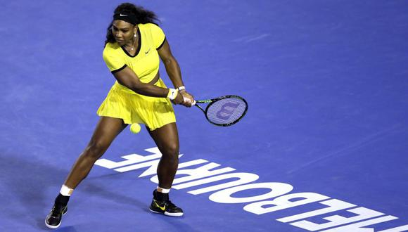Angelique Kerber derrota a Serena Williams. (AFP)
