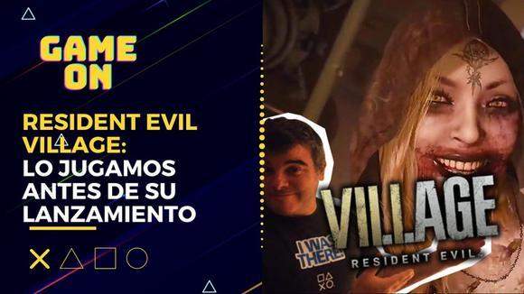 Resident Evil Village: Probamos el juego antes de su lanzamiento