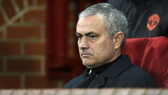 José Mourinho resuelve sus problemas tributarios en España. (Foto: AFP)