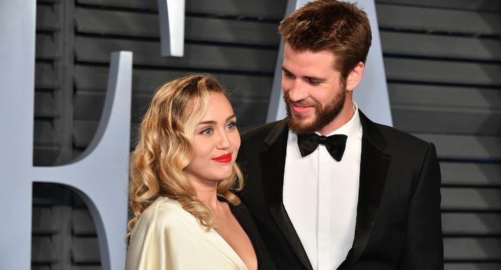 Así celebró Miley Cyrus su cumpleaños con Liam Hemsworth y su familia tras perder su hogar en Malibú (Foto: Getty Images)