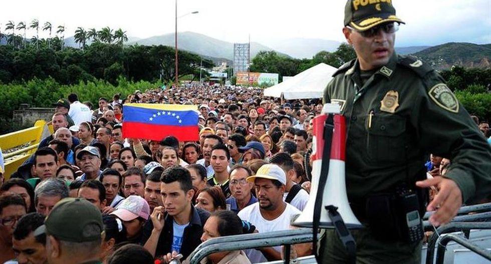 """Migración de Colombia detalló que como es una """"expulsión"""" no hay ningún recurso que permita a los venezolanos dar reversa a la medida. (Foto referencial: EFE)"""