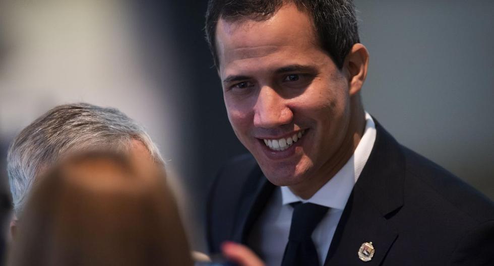 Tras su encuentro con Macron, Guaidó se reunirá con la comunidad venezolana francesa y periodistas. (EFE).