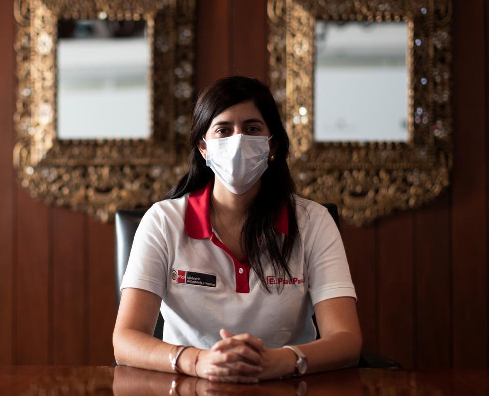 La moción de censura contra la ministra de Economía y Finanzas, María Antonieta Alva, promovida por la bancada de Unión por el Perú (UPP) en el Congreso de la República, ya cuenta con 25 firmas de respaldo. (Foto: Renzo Salazar/GEC)