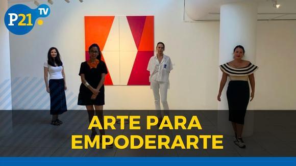 ¿Cómo es ser una mujer peruana en este 2021? Arte para empoderarte te lo muestra