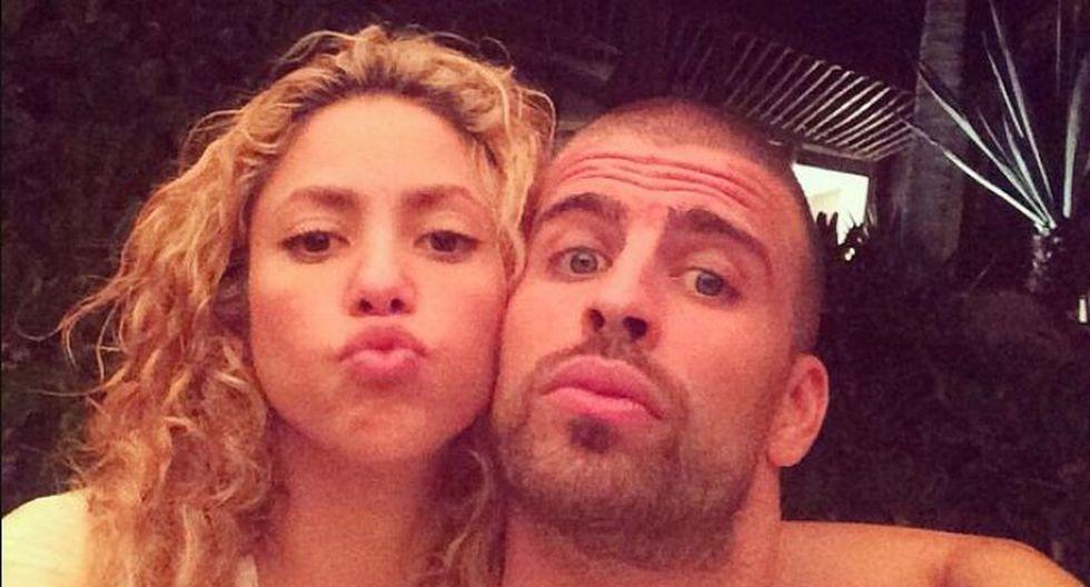 Ni Shakira ni Piqué han desmentido los rumores de supuesta crisis. (Facebook: Gerard Piqué)