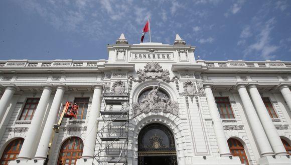 Pleno del Congreso tiene pendiente en su agenda varias mociones de interpelación a ministros. (Foto: Juan Ponce / GEC)