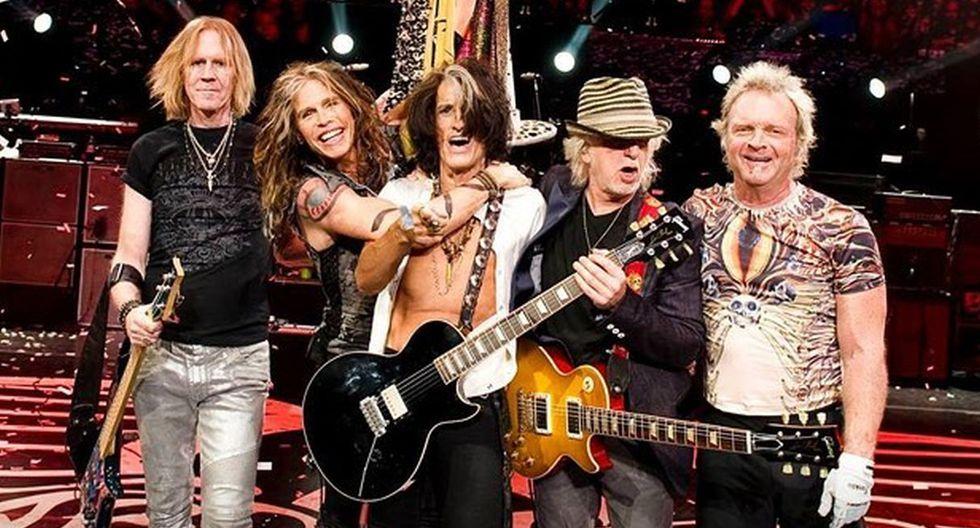 Joey Kramer perdió demanda contra Aerosmith y no participará en los homenajes a la banda en los Grammy 2020. (Foto: Instagram)