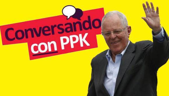 El 50% de los peruanos está a favor del programa de PPK. (Composición)