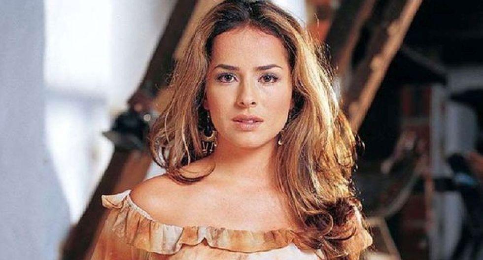Danna García reaparece en Twitter tras ser tratada por coronavirus.  (Foto: Telemundo)