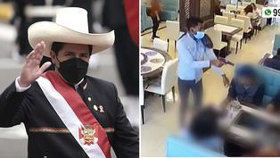"""Pedro Castillo: """"Delincuentes extranjeros tienen 72 horas para abandonar el Perú"""""""