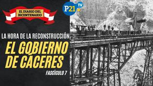 La hora de la reconstrucción: el gobierno de Cáceres