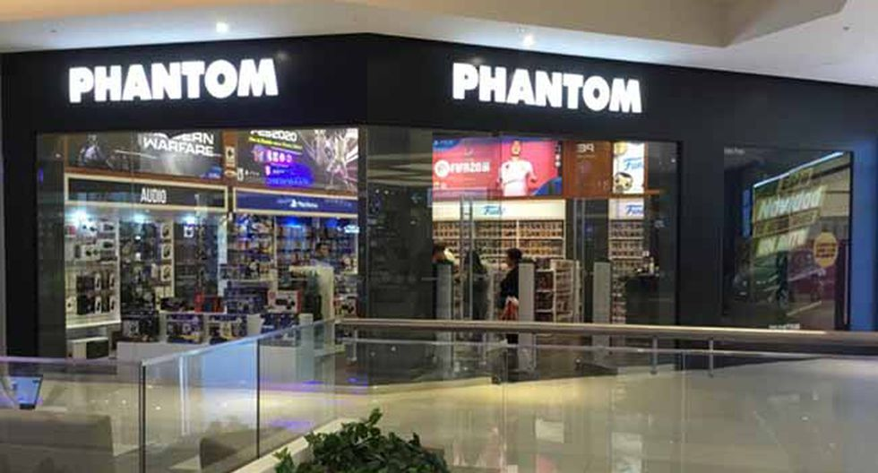 La cadena de tiendas Phantom continúa apostando por su expansión a nivel nacional. (Foto: Phantom)