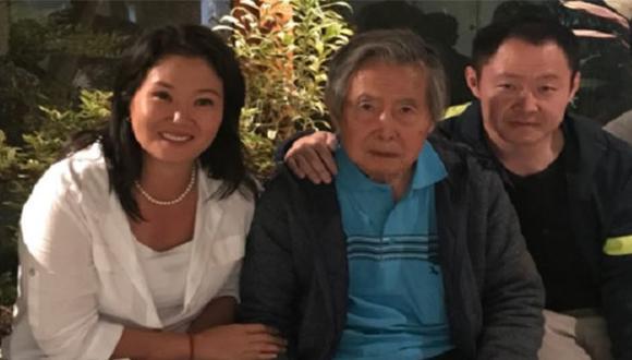 Alberto Fujimori retornó al penal Barbadillo luego de anularse indulto humanitario y recibir el alta médica en la clínica Centenario. (Foto: Agencia Andina)