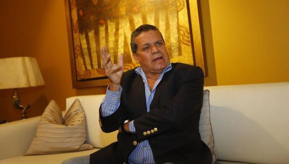 """Noriega considera que """"por primera vez hay una amenaza un poco más clara"""". (Video: Canal N)"""