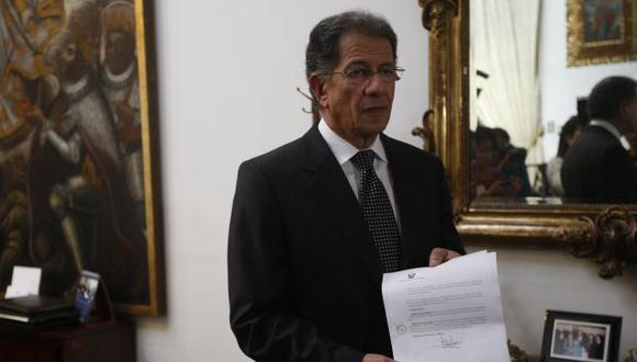 Urviola remarcó que el fallo fue ampliamente debatido. (Mario Zapata/Peru21)