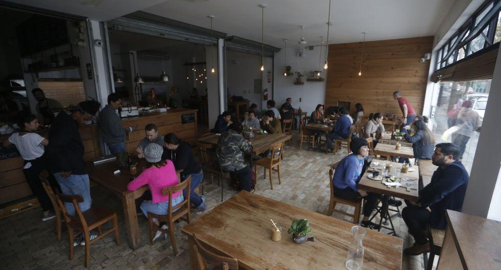 Sabores.21: Pan de la Chola, el mejor Café-Restaurante de Lima. (Mario Zapata)