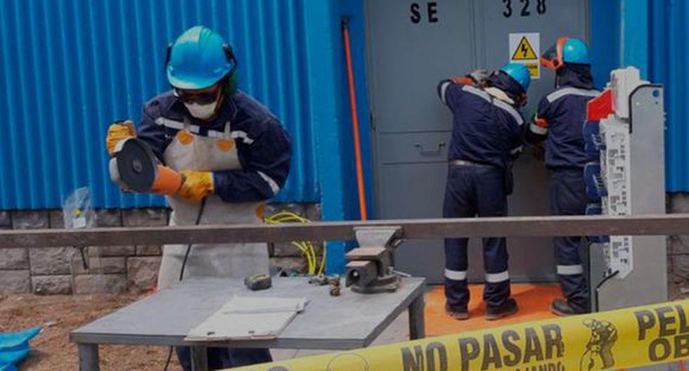 Los cortes del servicio eléctrico se deben a la ejecución de trabajos de mantenimiento en las redes eléctricas de media y baja tensión. (Foto: GEC)
