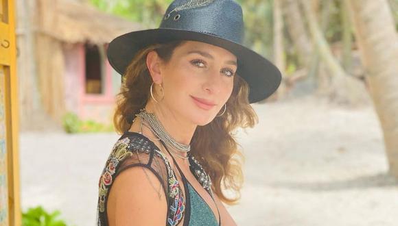 Geraldine Bazán confirma que tiene nueva pareja pero no sabe si se volvería a casar. (Foto: Instagram)