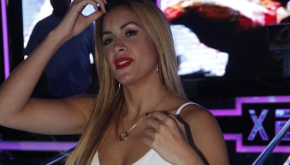 Milett Figueroa conversó con Latina. (USI)