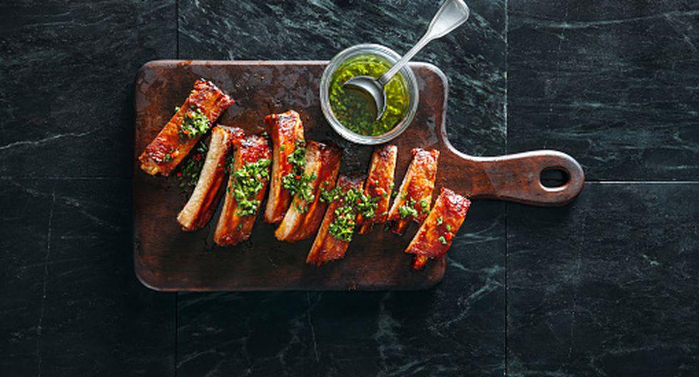 Tres recetas de cerdo para disfrutar el fin de semana largo. (Facebook)