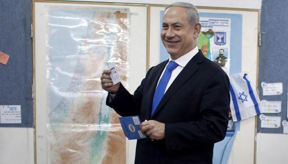Primer ministro israelí. (AP)