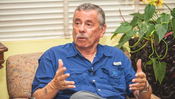 Fernando Rospigliosi indicó que ya se verá si continúa o no con la agrupación liderada por Keiko Fujimori. (@photo.gec)