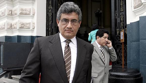 Sheput dejó sin piso a vocera de la bancada de Perú Posible, Carmen Omonte. (Alberto Orbegoso)