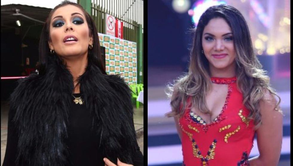 Karla Tarazona contó lo que le dijo 'Chabelita' en el cumpleaños de Christian. (Créditos: USI)