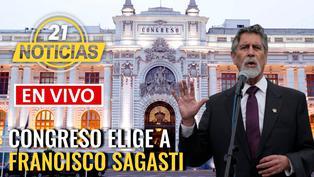 Francisco Sagasti nuevo presidente del Perú