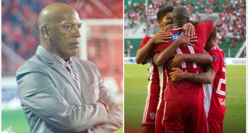 Roberto Mosquera es entrenador de Royal Pari desde abril del 2018. (Foto: Royal Pari)