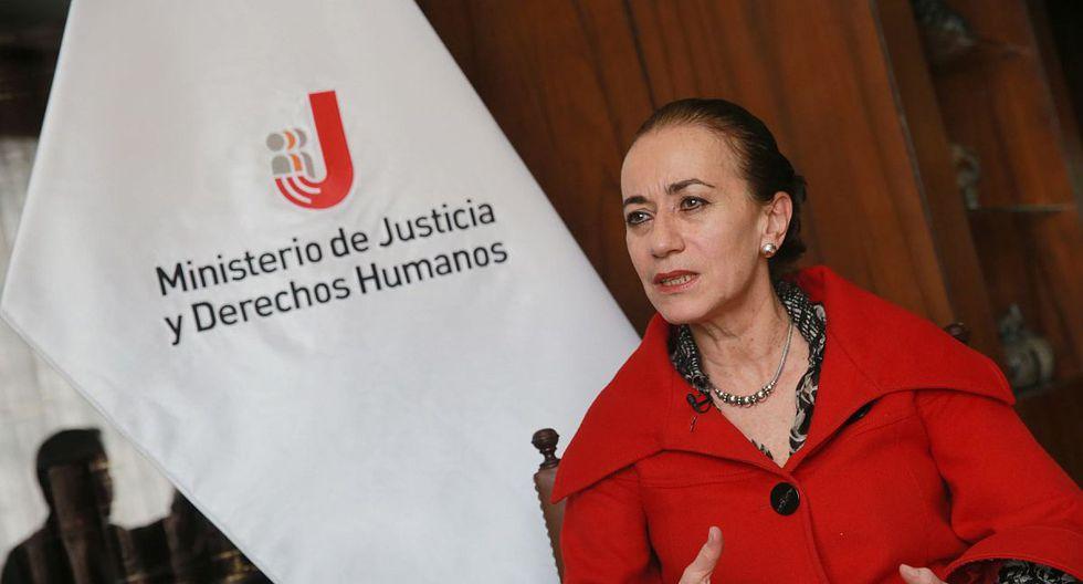 Ana Teresa Revilla señaló que la Comisión de Venecia analizó la Constitución y el sistema presidencialista del Perú. (Foto: Andina)