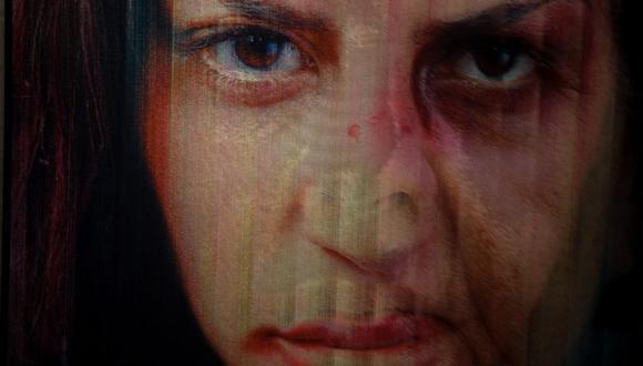 'Feminicidio', fotografía de Teresa Bracamonte.