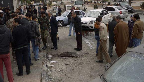 Siria: Denuncian ataque gubernamental en Nabek. (Reuters)