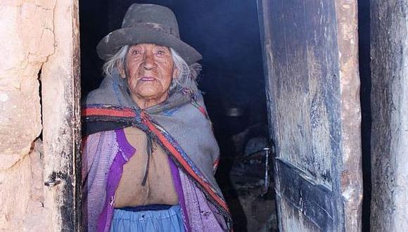 Filomena Taipe Mendoza falleció a los 117 años, la mujer más longeva del Perú. (Pensión 65)