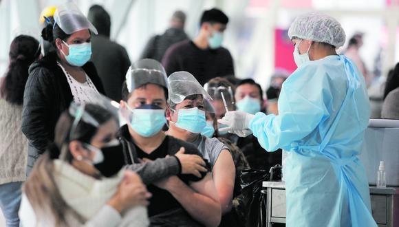 Acelera la vacunación contra el COVID-19 en Lima y Callao. (FOTO: Violeta Ayasta/ GEC)