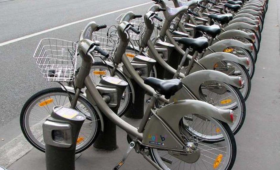 San Isidro implementará el primer sistema de bicicletas del país con más de 500 unidades. (Difusión)