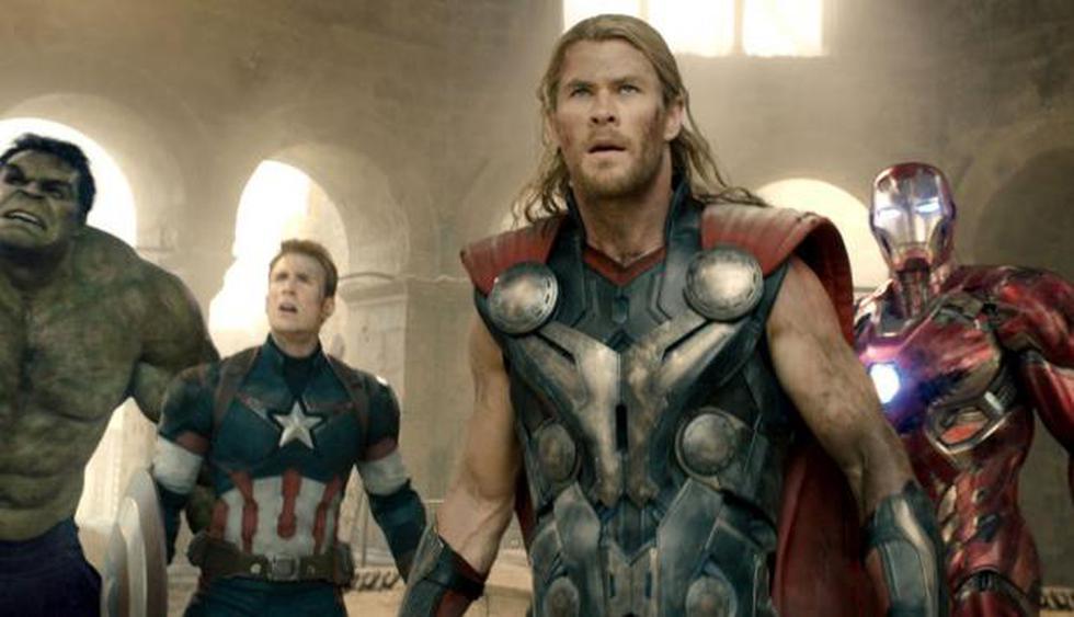 Se reveló el primer tráiler oficial de 'Avengers 4'.