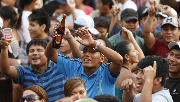 EXCESOS. Organismo oficial boliviano reveló cifras en un informe. (Luis Gonzáles)