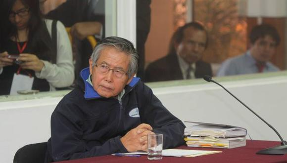 Fujimori aún se encuentra en una clínica de Lima.