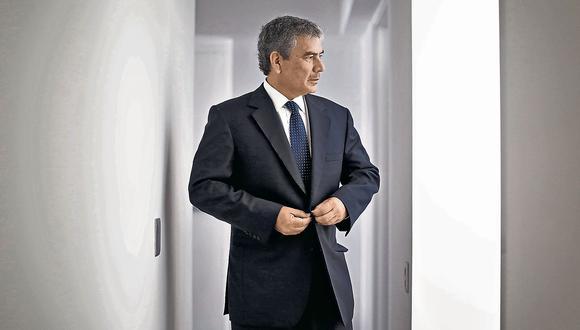 Reynaldo Hilbck. Gobernador regional de Piura. (Perú21)
