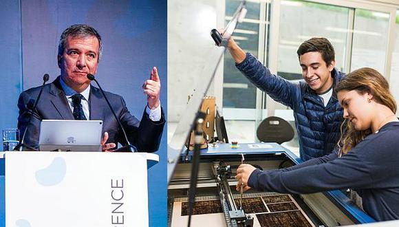 Las startups peruanashan conseguido atraer S/77 millones de capital privado, dijo el ministro de la Producción. (Fotos: Produce/Startups peruanas