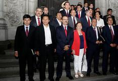 Congreso: Franco Salinas fue elegido nuevo vocero de la bancada de Acción Popular