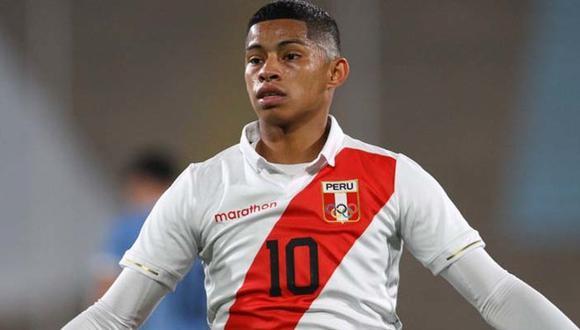 Nolberto Solano separó a Kevin Quevedo de la selección peruana sub 23 por una indisciplina. (Foto: GEC)
