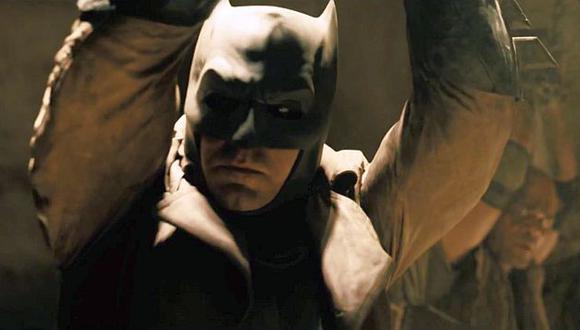 Facebook: Se filtra nuevo avance de la película Batman v Superman. (Captura de video)