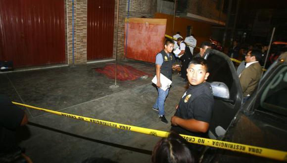 Tres personas fueron asesinadas por sicarios en Huaral y en el Callao. (USI/Referencial)