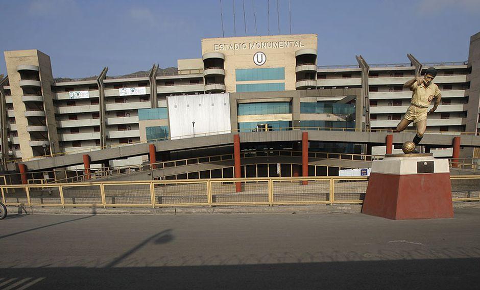 En el estadio Monumental juega el club Universitario de Deportes sus partidos de local. (Foto: GEC)